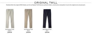 Original_twill