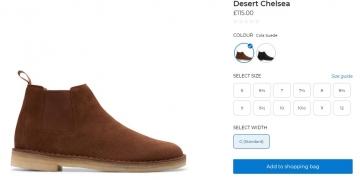 Desert-chelsea