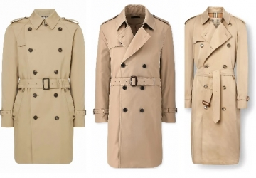 Gq-trench-coat