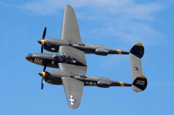 Lockheed-p38j-lightning